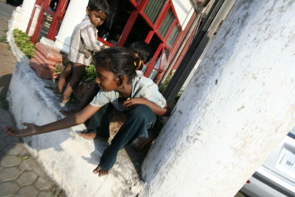 RIKDOM: India har store energireserver, men mange lever likevel i fattigdom.