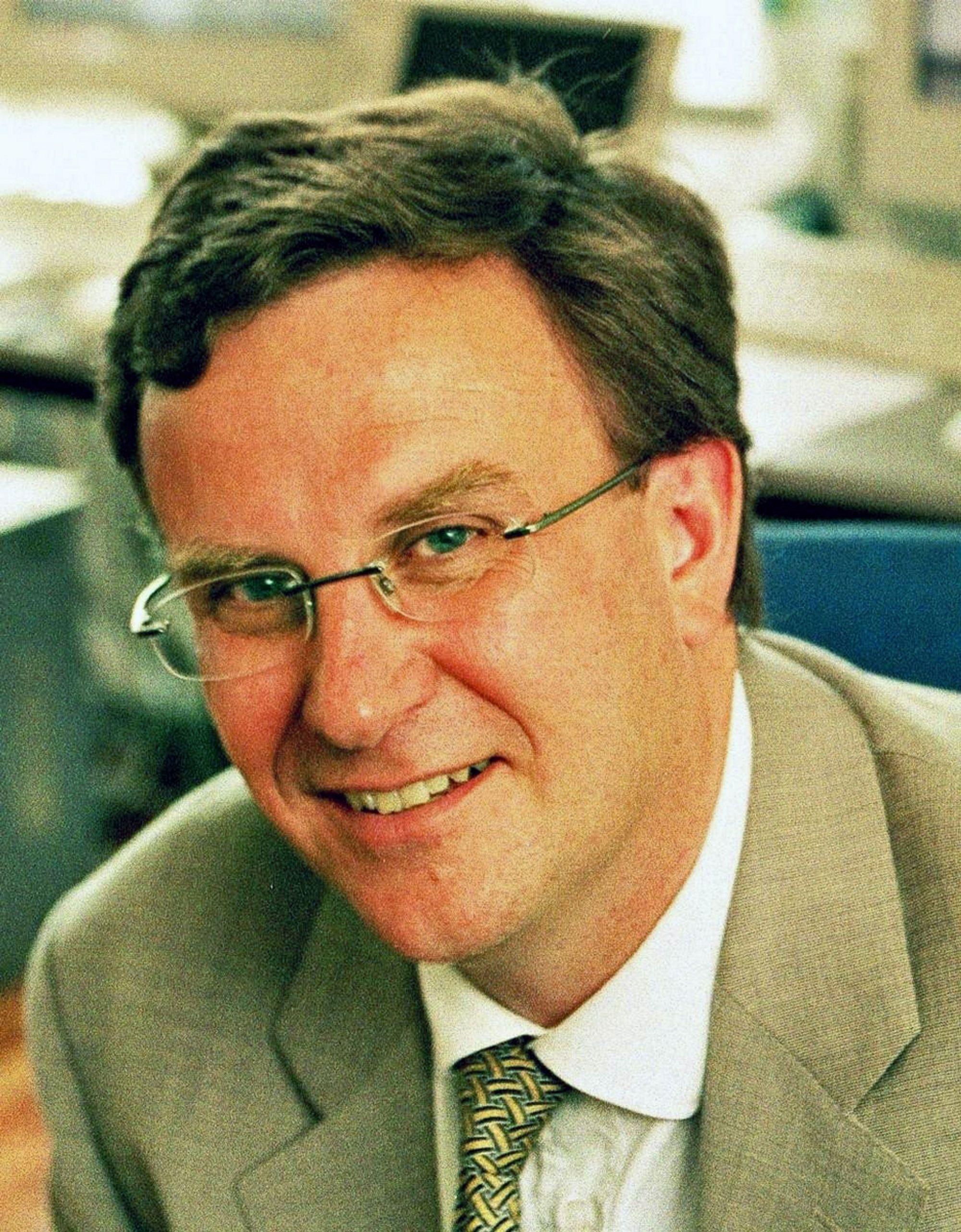 Tore Hegna er viseadm. Direktør i Capgemini Norway