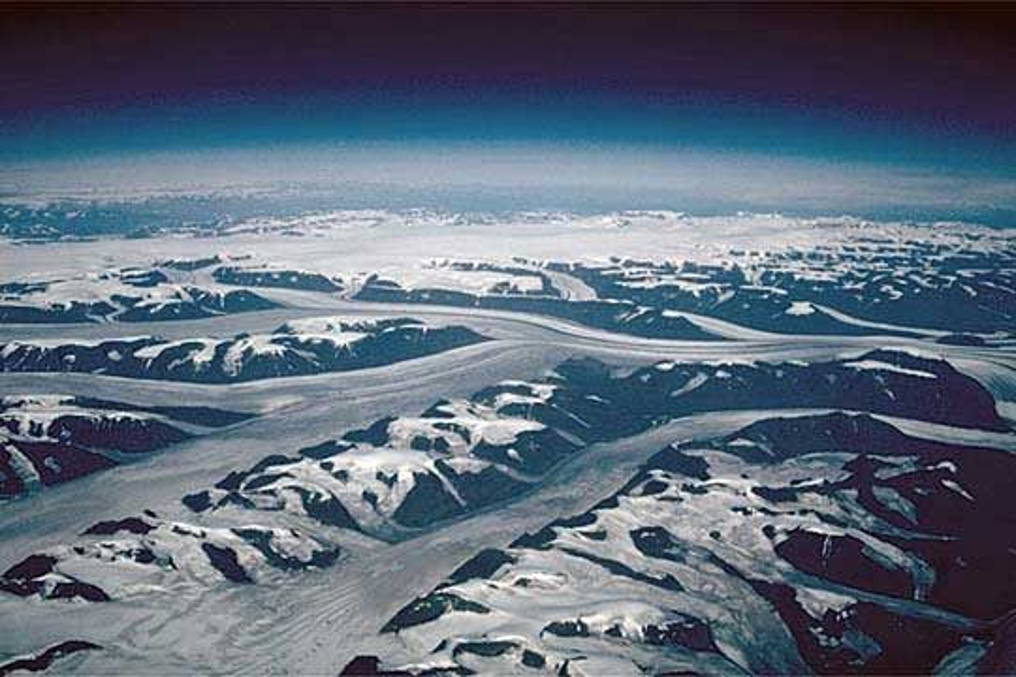 Grønlandsisen smelter raskere