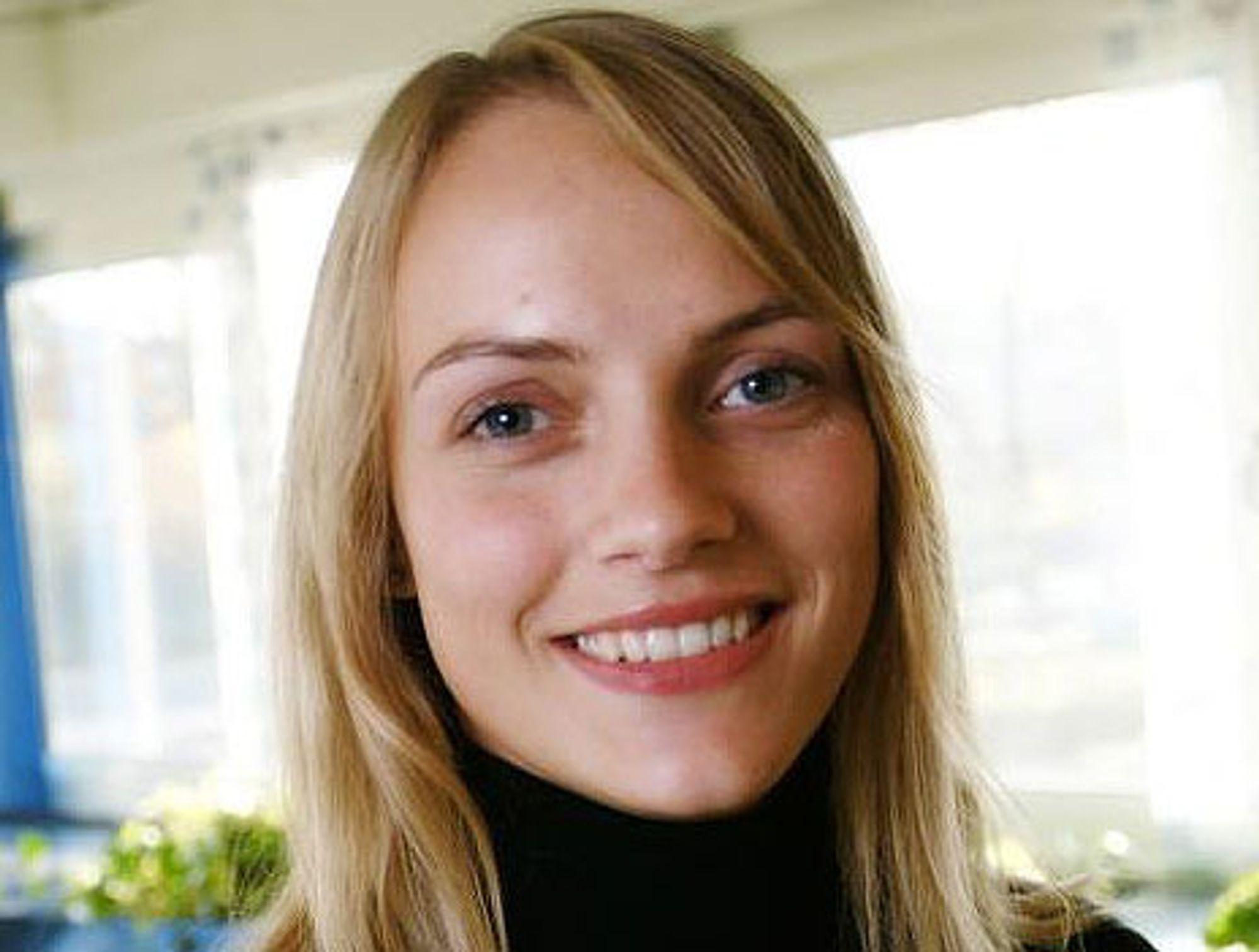 MAGNET: - Konkurransen om de beste hodene øker, og for å fortsette å være en ledende aktør i Norge må vi også i fremtiden trekke til oss de dyktigste medarbeiderne, sier Marthe Outzen i Steria.