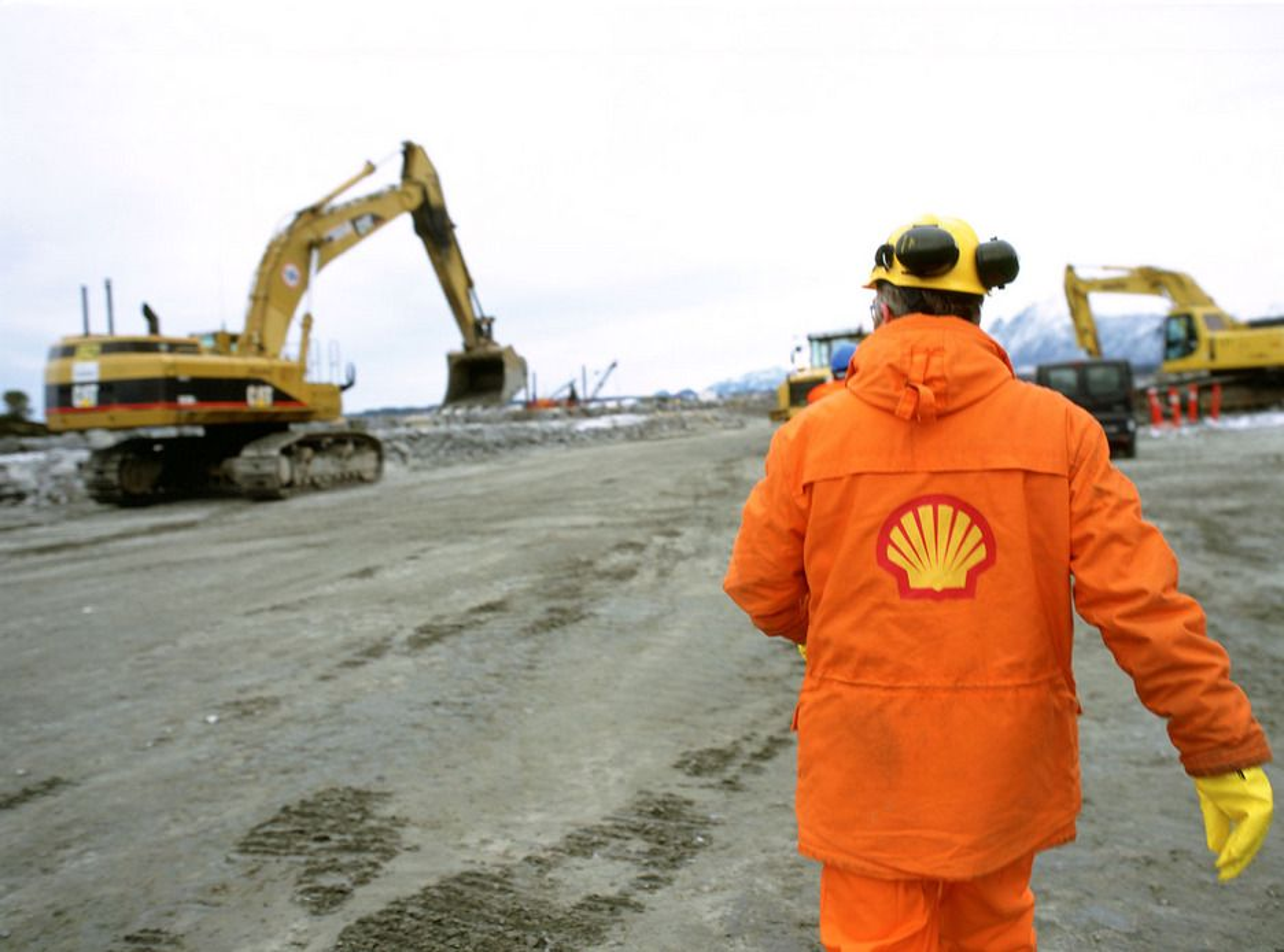 Shell skal operere landanlegget til Ormen Lange når det står klart i 2007, og har derfor hyret inn vedlikeholdsfolk fra Aker Kværner.