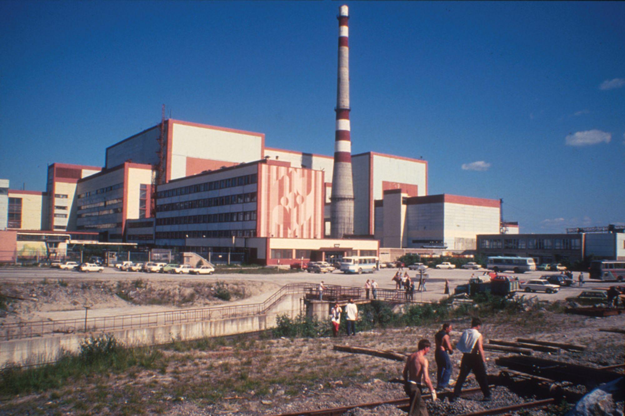RUSTES OPP: Atomkraftverket på Kola er rustet opp for drift i nye 15 år. Bellona er kritisk til manglende konsekvensutredning, men Statens Strålevern er ikke bekymret.