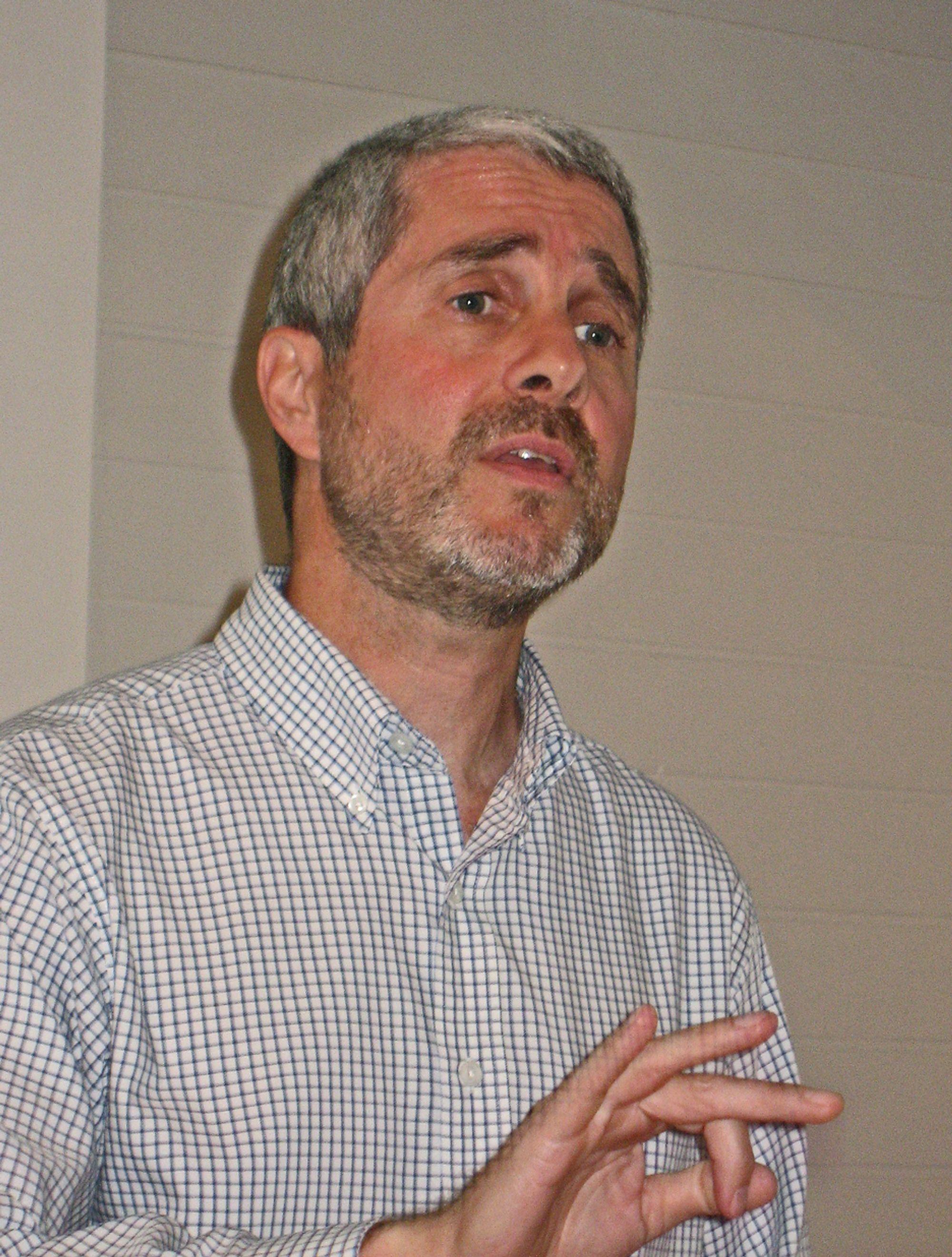KAN SOA: Ross Altman er Suns sjefsteknologi for integrasjon av forretningsprogramvare.