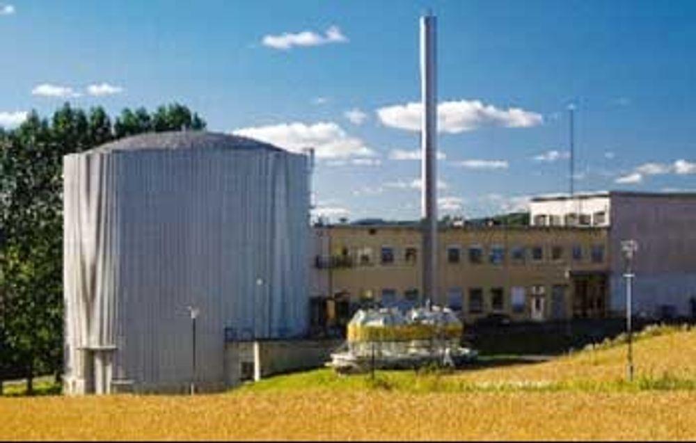 IFE på Kjeller, der atomreaktoren JEEP-II ble stanset klokka 3.00 natt til lørdag etter at det ble oppdaget stråling i stålhuset rundt reaktoren. Den bruker 5 tonn tungtvann som moderator og til kjøling.