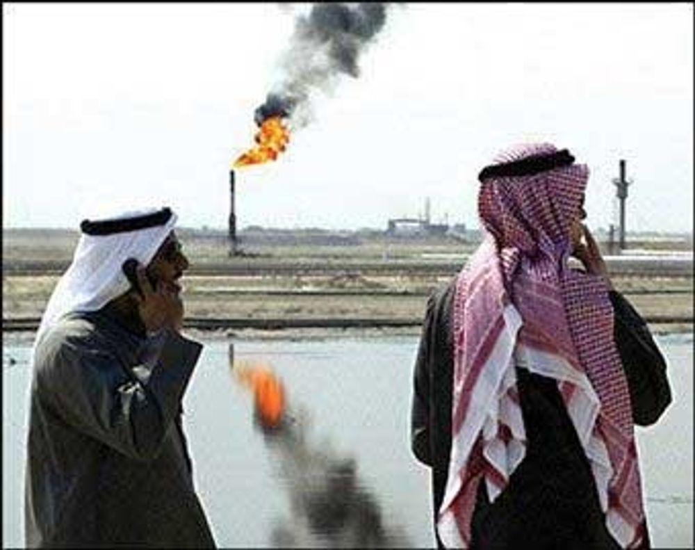 Kjempefunn i Kuwait
