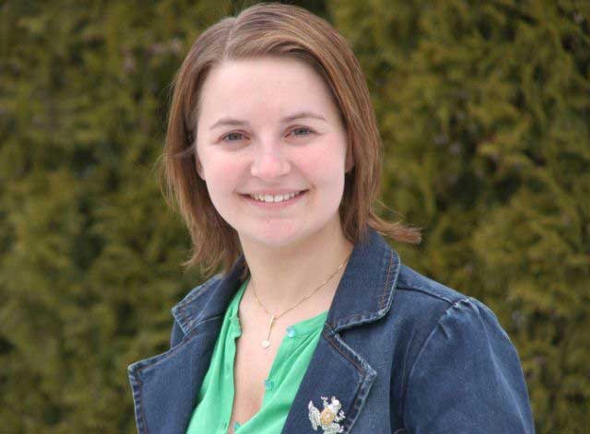 Kristin Nytræ ble nylig gjenvalgt som leder for NITO Studentene.