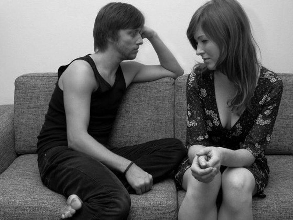 FORSKJELLER: En skilsmisse rammer mennenes fysiske tilstand hardest, mens kvinnene faktisk kan komme styrket ut av det, hevder danske forskere.
