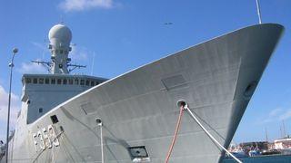 Norsk redning for dansk ekspedisjon