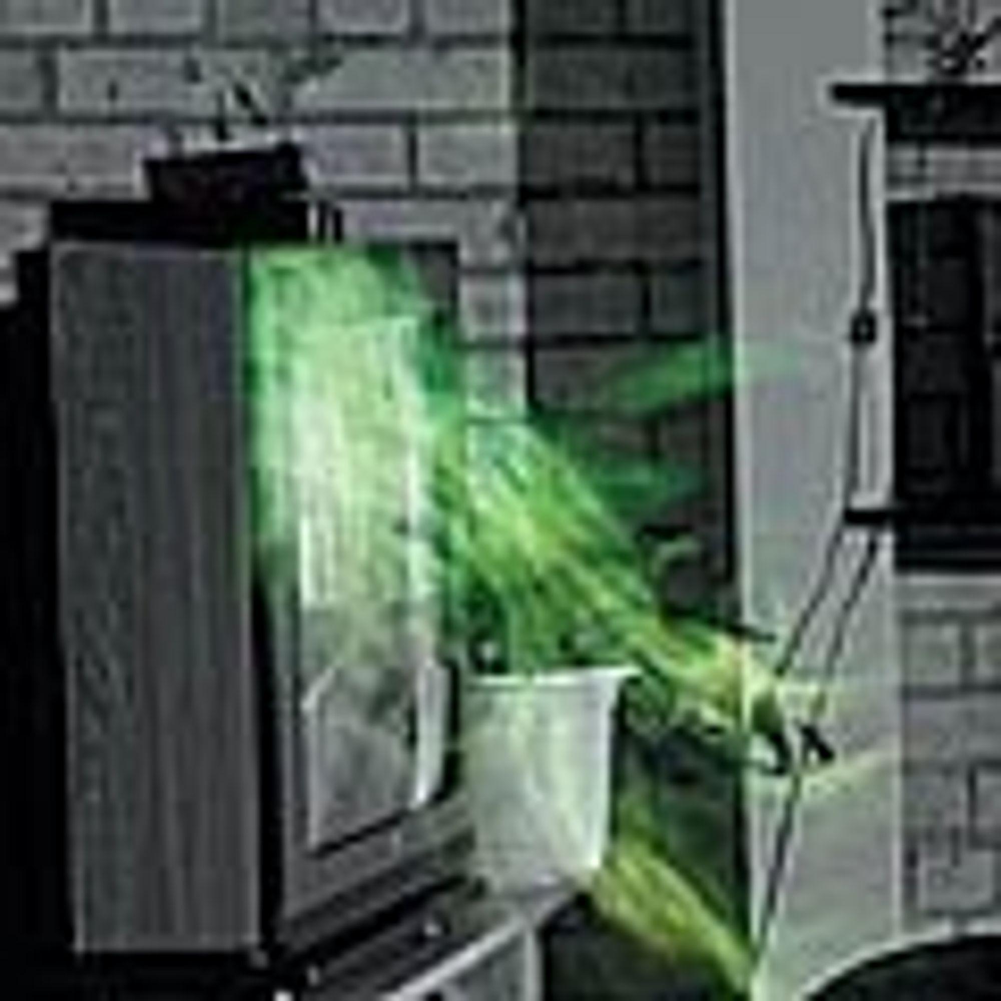 Kaster du den gamle TV'n på fyllinga utgjøre den en miljøtrussel.Foto: Arkiv