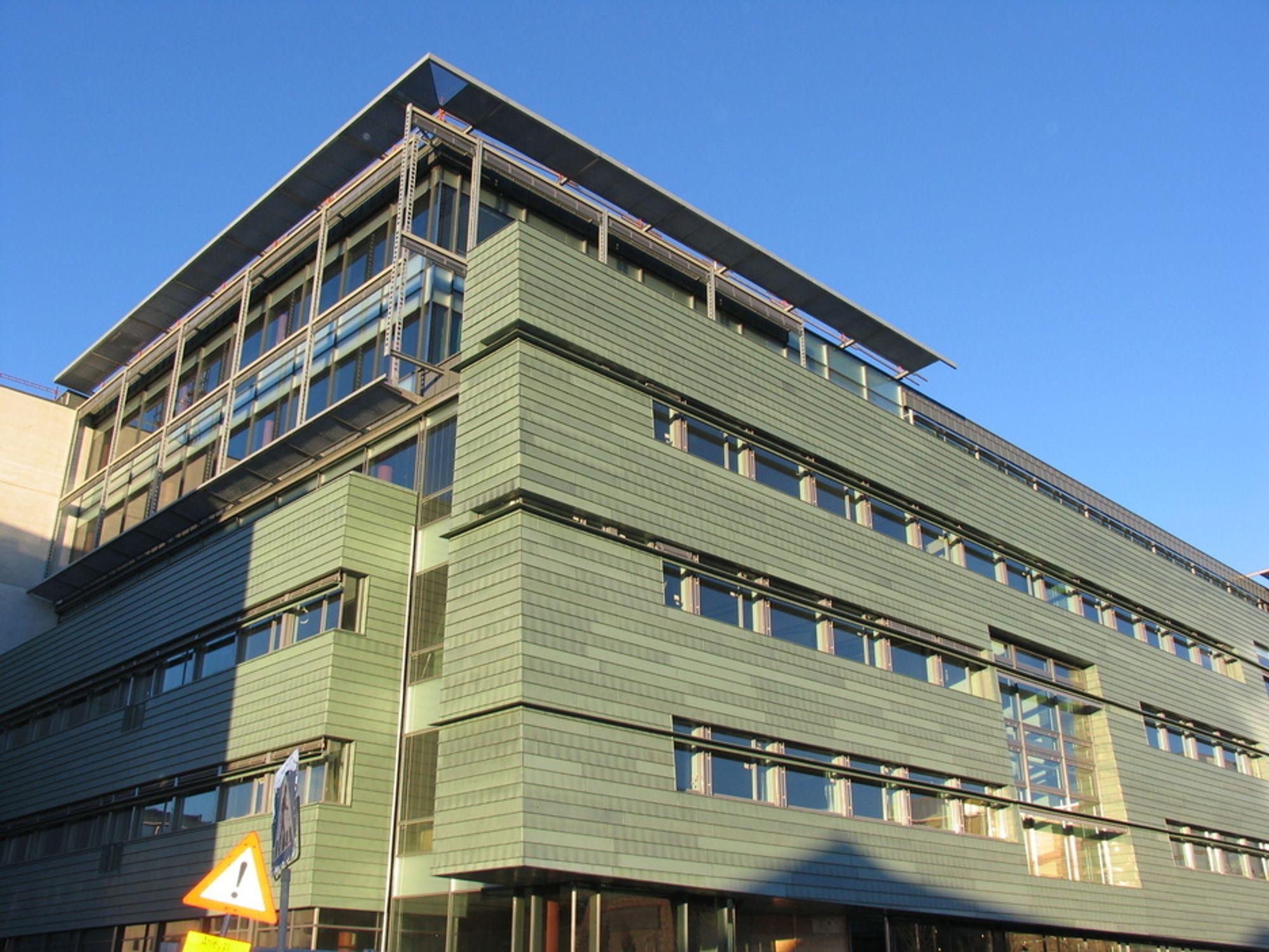 BIs nye storstue i Oslo er bygget etter moderne energiøkonomiske prinsipper. Nye krav i lovverket skal sikre at også alle andre nye bygninger i Norge skal følge visse energiøkonomiske krav.