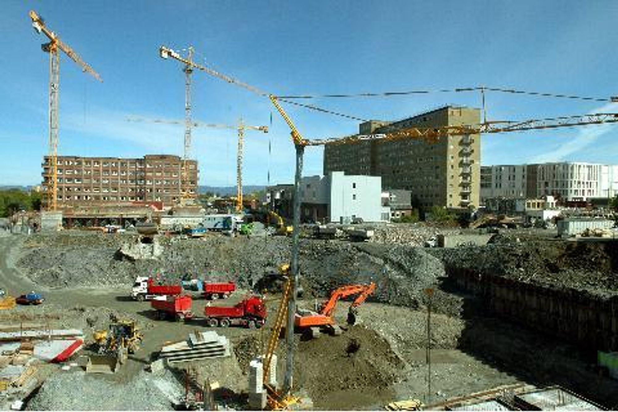 Ny datasvikt ved St. Olavs hospital