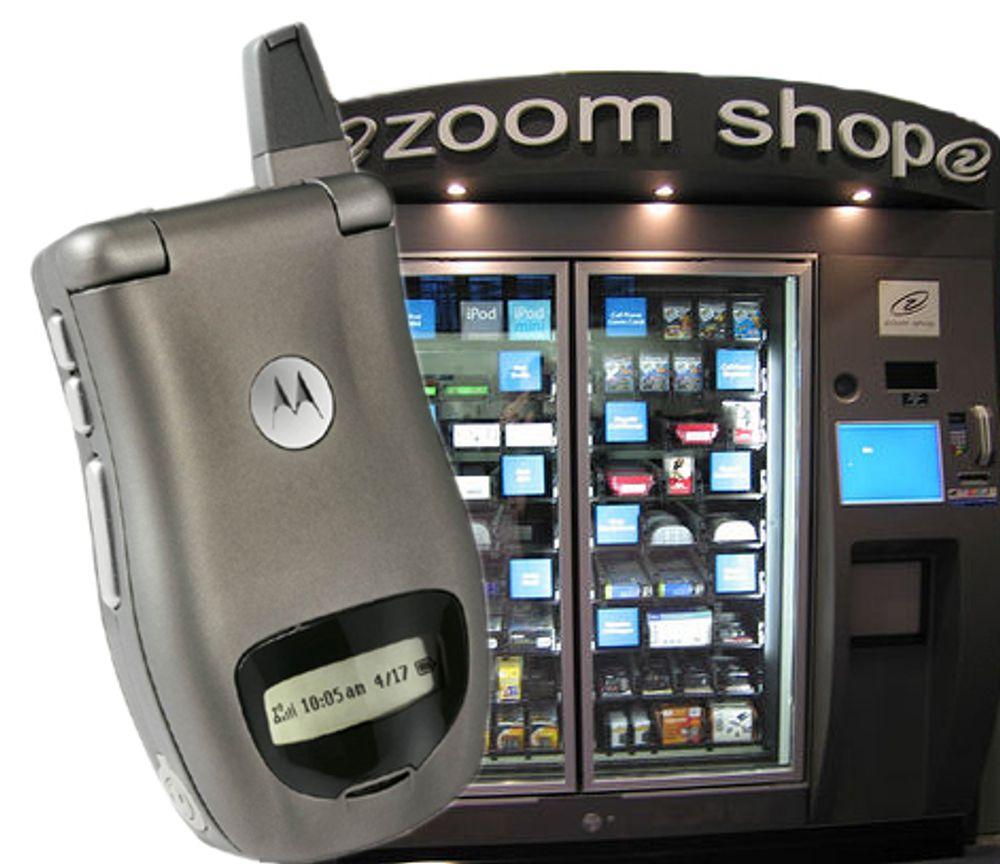 SLUTT PÅ 911: Motorola sier de vil gi kundene øyeblikkelig hjelp når de trenger en mobiltelefon. Uansett tid på døgnet.