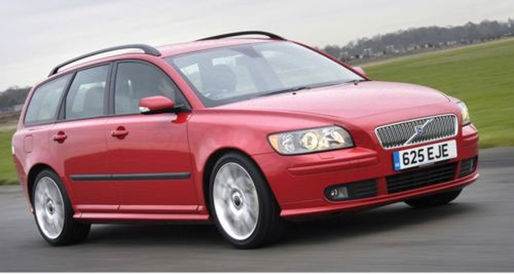 Volvo har stadig tekniske småproblemer med blant annet V50.