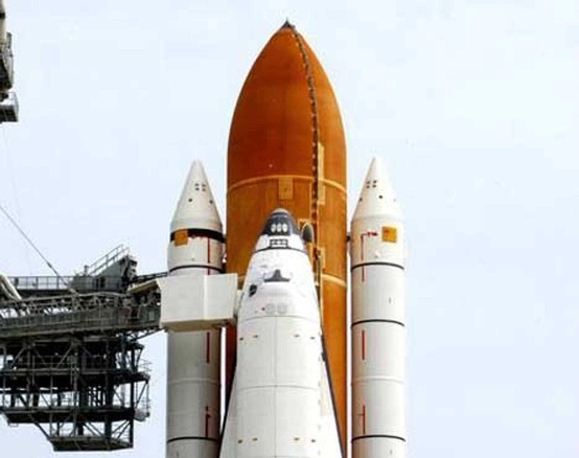 En plutslig feil i strømforsyningen til en kjølemotor til brenselcelle 1, medførte minst ett døgns utsettelse av Atlantis-oppskytingen fra Kennedy space Center i Florida onsdag 6. september.