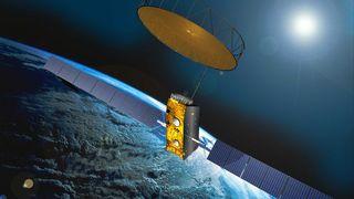 Dyrt å forsikre satellitter