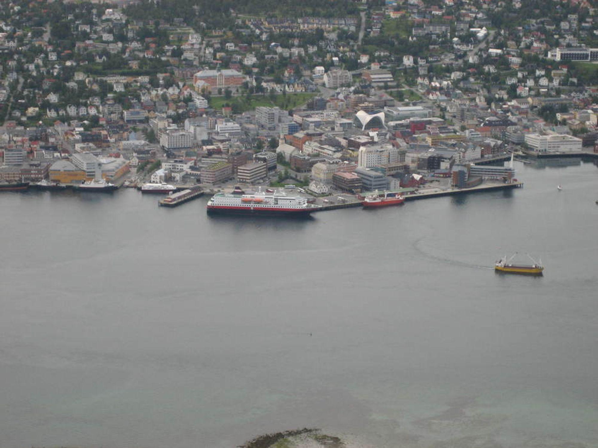 Tromsø er hjemsted for det nye såkornfondet.