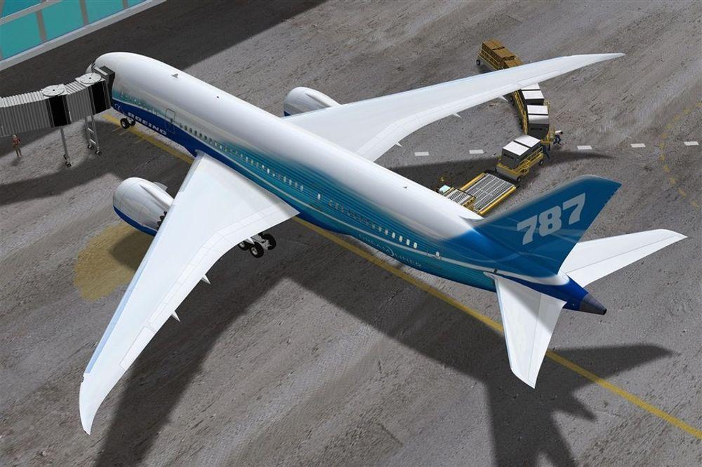 Monarch kjøper Boeing 787