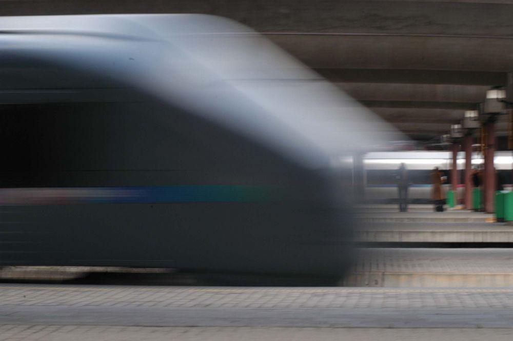 RASKERE: Flytoget kan bli den rene sinken hvis norske tog kommer opp i 300 km/t.