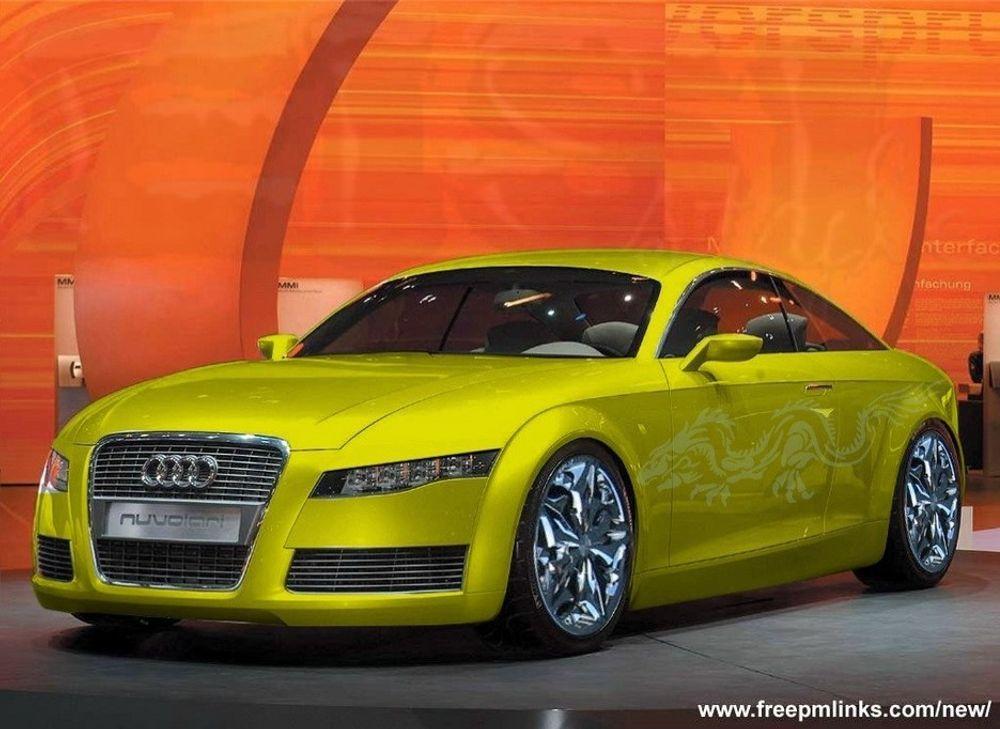 Audi letter på seg
