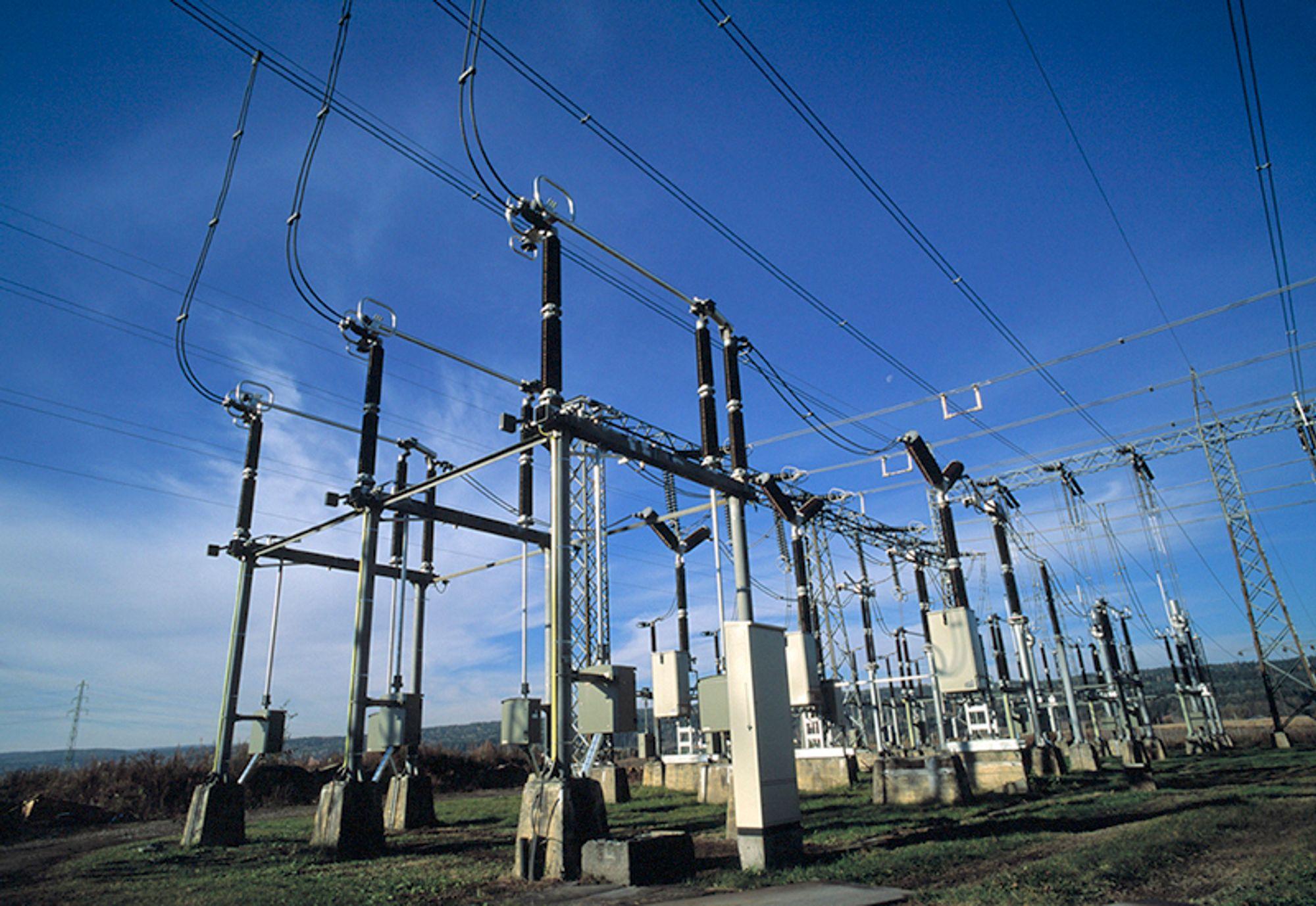 MILLIONER: Det er seks millioner energikroner å spare for Statsbygg, som likevel er best i statsklassen.