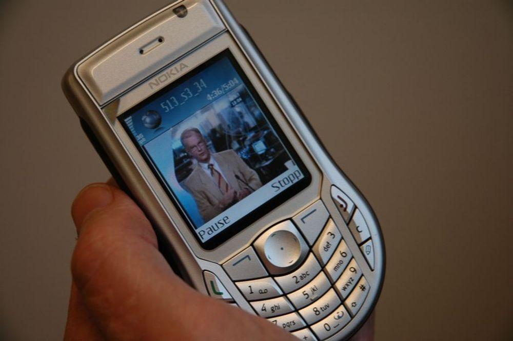 Kanskje vil du snart motta dine mobil-TV-sendinger via DAB-nettet.