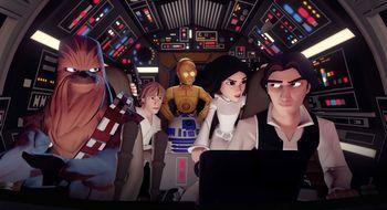 Disney Infinity fanger Star Wars-følelsen på en helt unik måte