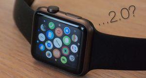 Apple Watch 2.0 skal være på vei