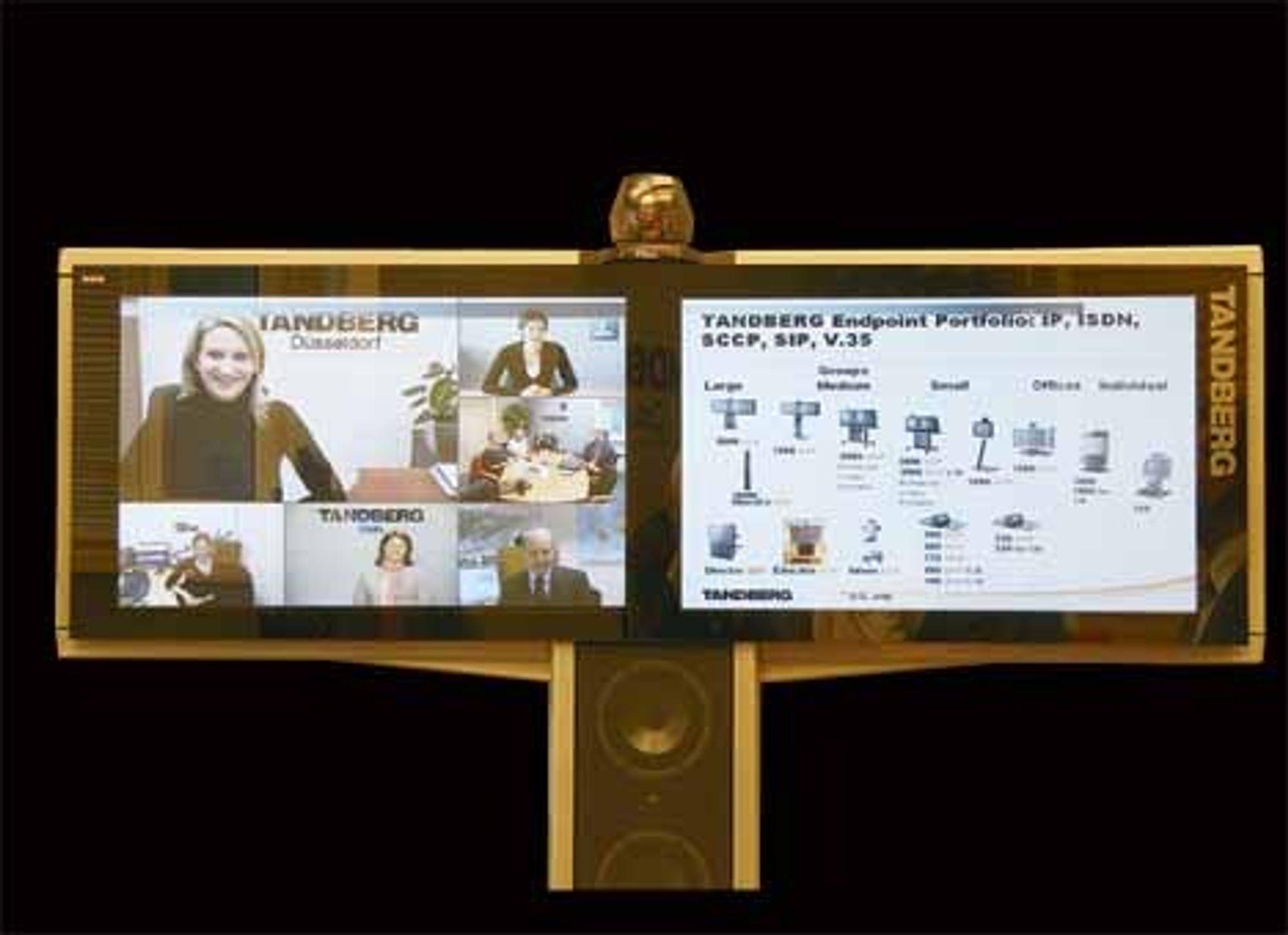SPARE. Videokonferanser kan spare skattekroner og miljøet.
