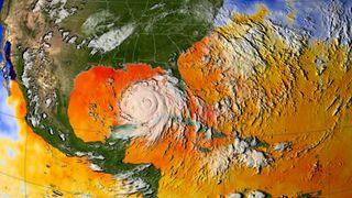 Katrina - en orkan blir til