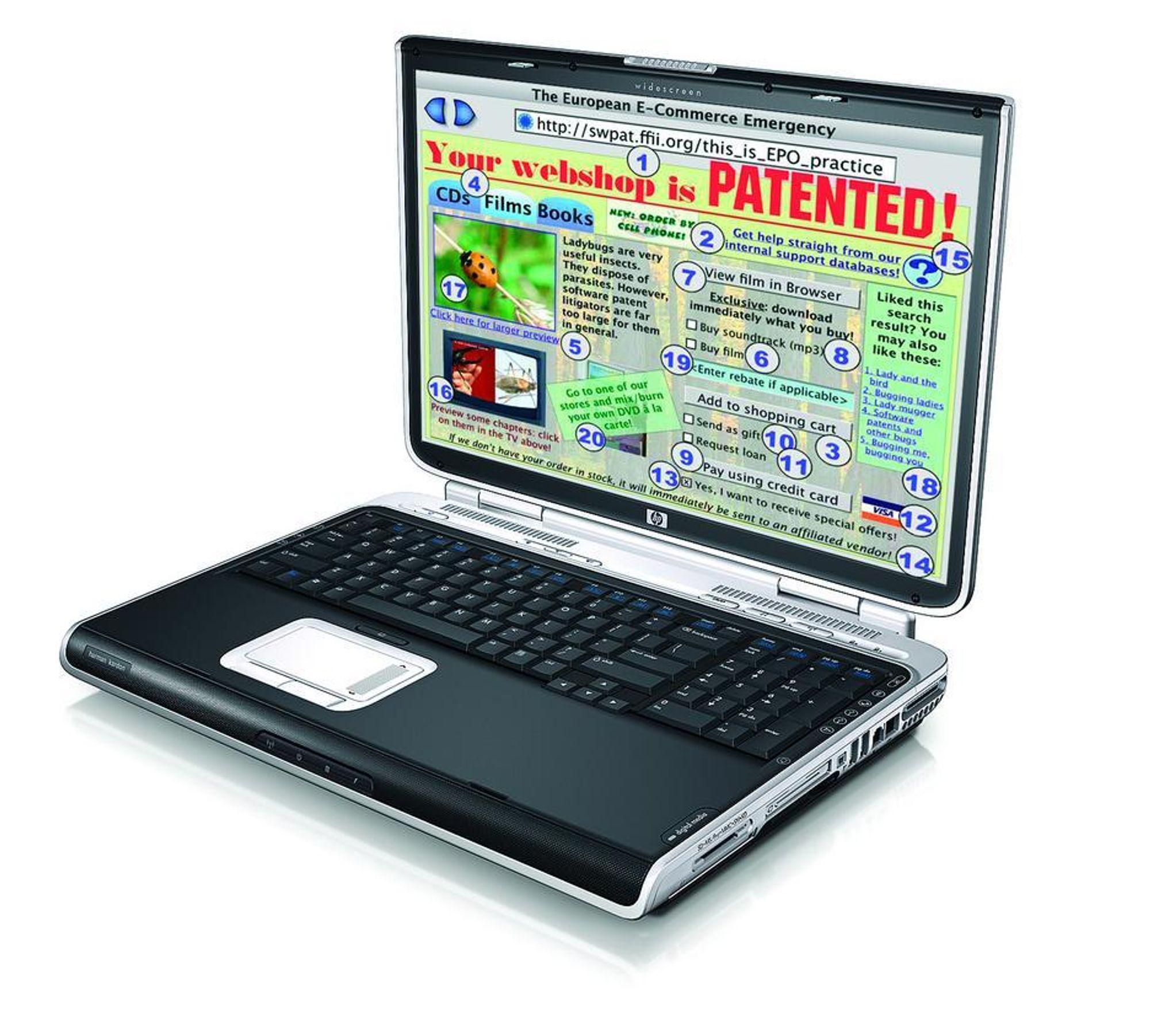 Patentmarerittet