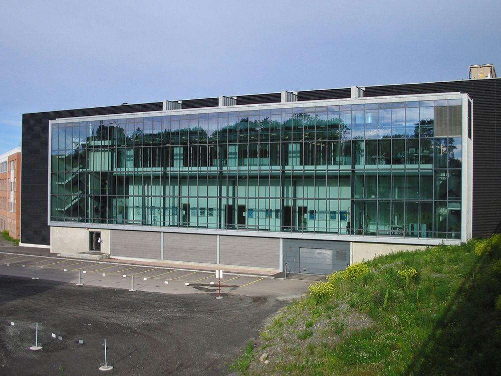 PROBLEMBYGG:Bygget som rommer den største satsingen på nanoteknologi i Norge har vært preget av feil og slurv i byggeperioden.