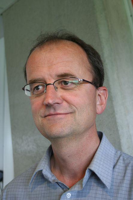 Administrerende direktør Eimund Nygaard i Lyse