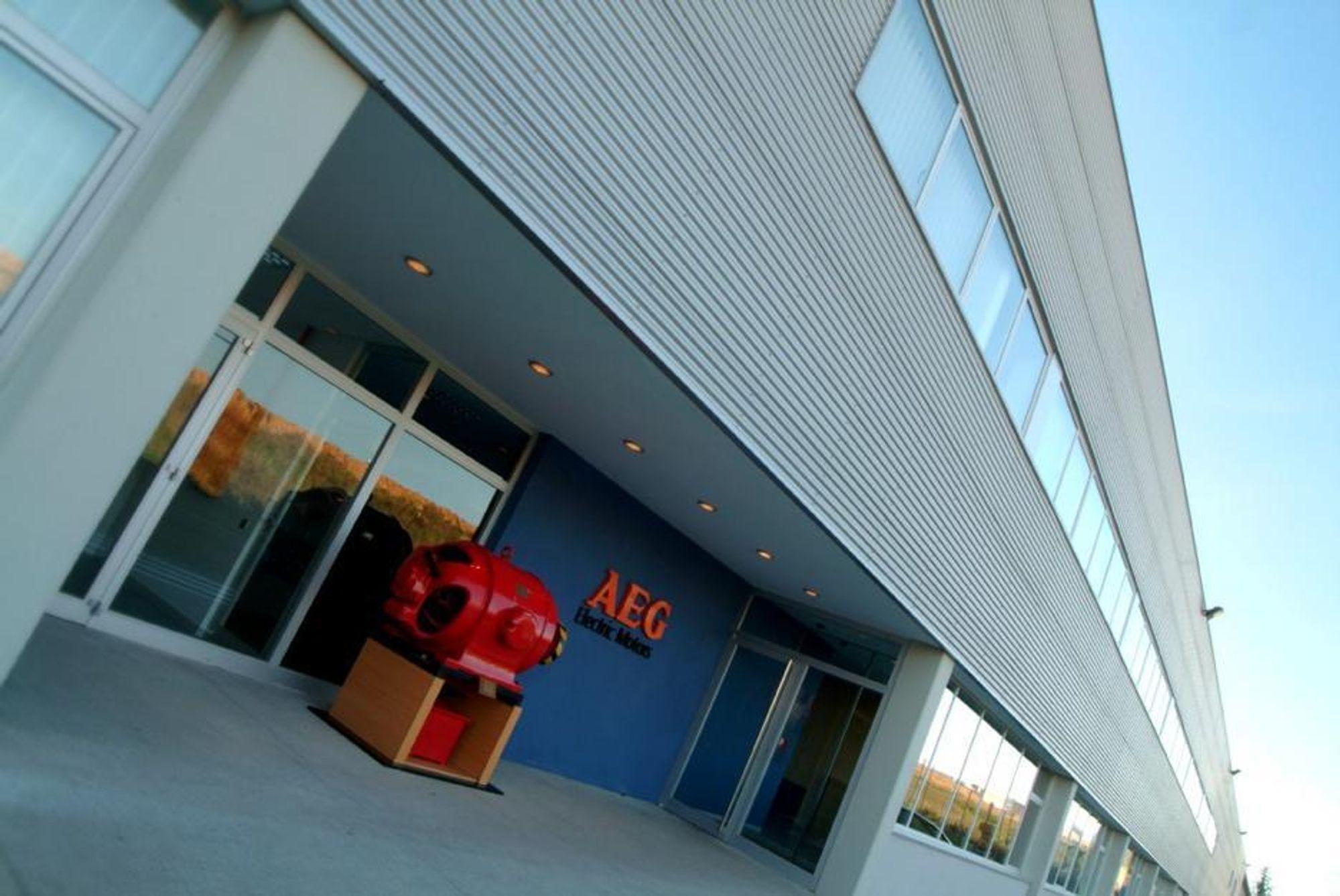 SPLITTER NY: AEG Lafert har åpnet en elektromotorfabrikk utenfor Barcelona med kapasitet på 620 motorer pr. dag.