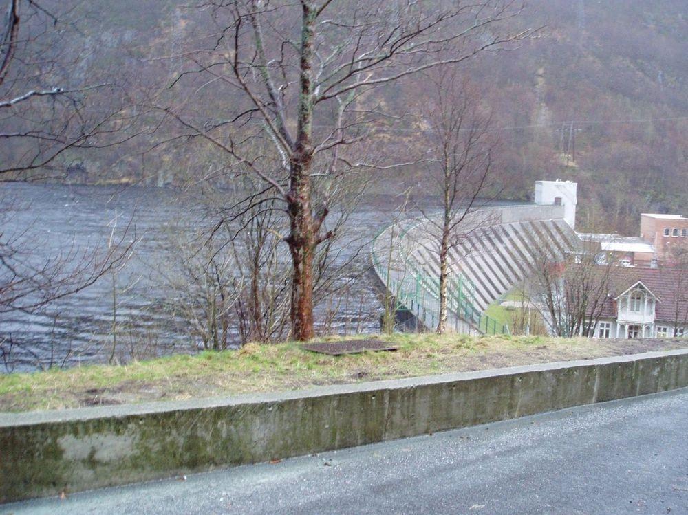 BRA: Drikkevannet fra Svartediket vil snart bli det beste i Bergen. FOTO: BERGEN KOMMUNE