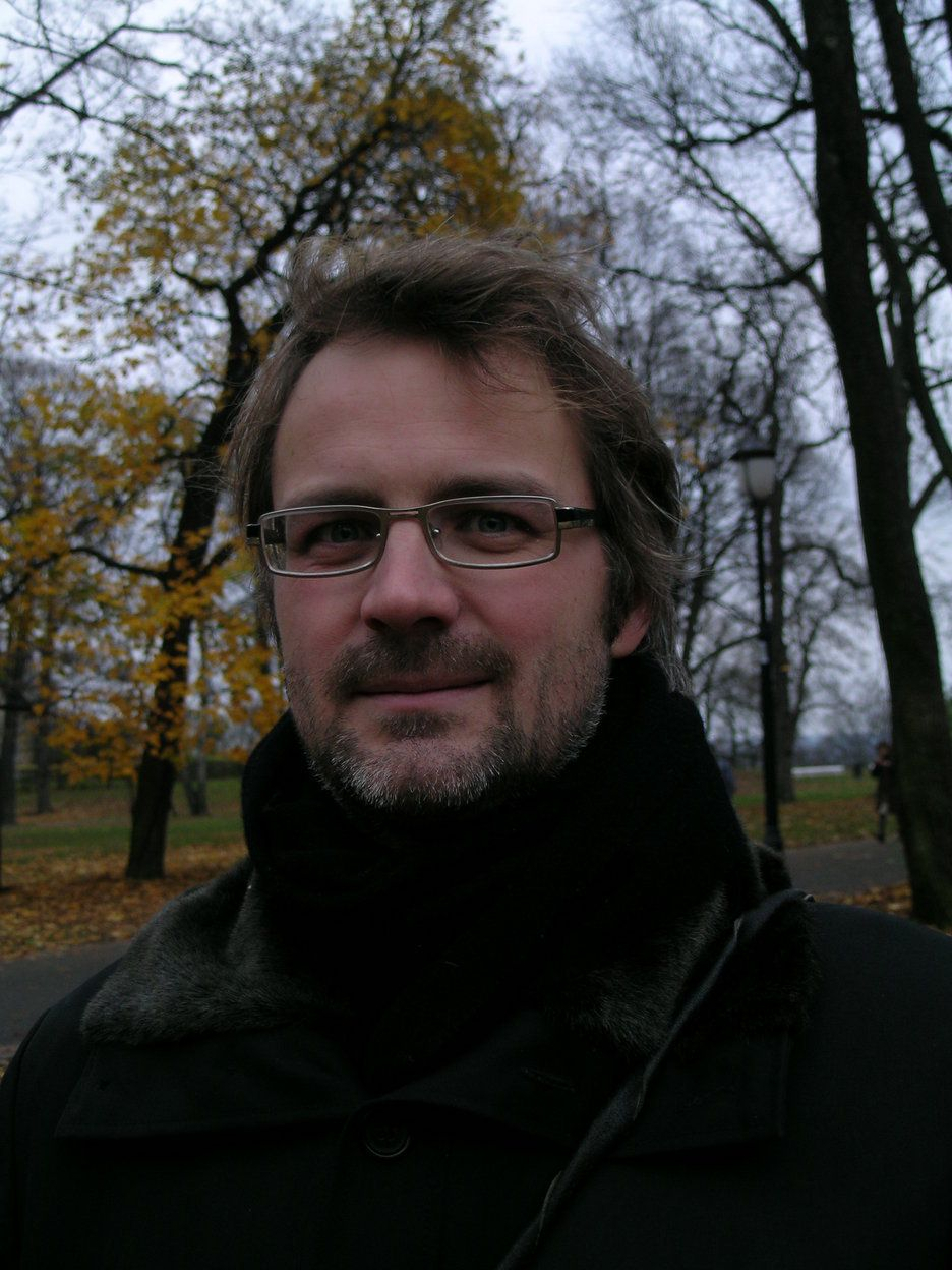 NY JOBB: Som rådgiver for Forskningsrådets program Petromaks får Reidar Müller benyttet sin kompetanse innen både sedimentologi og journalistikk.