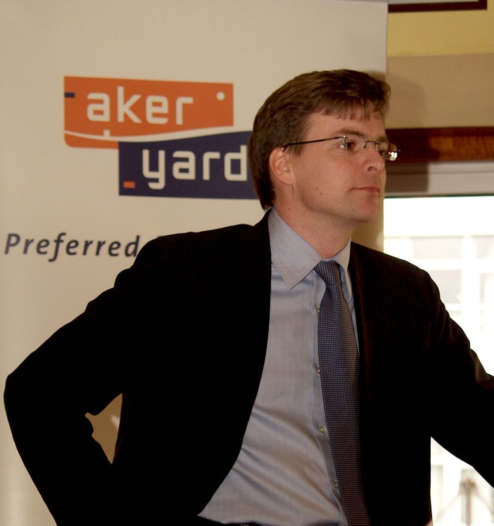 TILFREDSSTILLER RØKKE: Karl Erik Kjelstad leverer resultater til tross for pressede marginer, omstillinger og høye stålpriser.