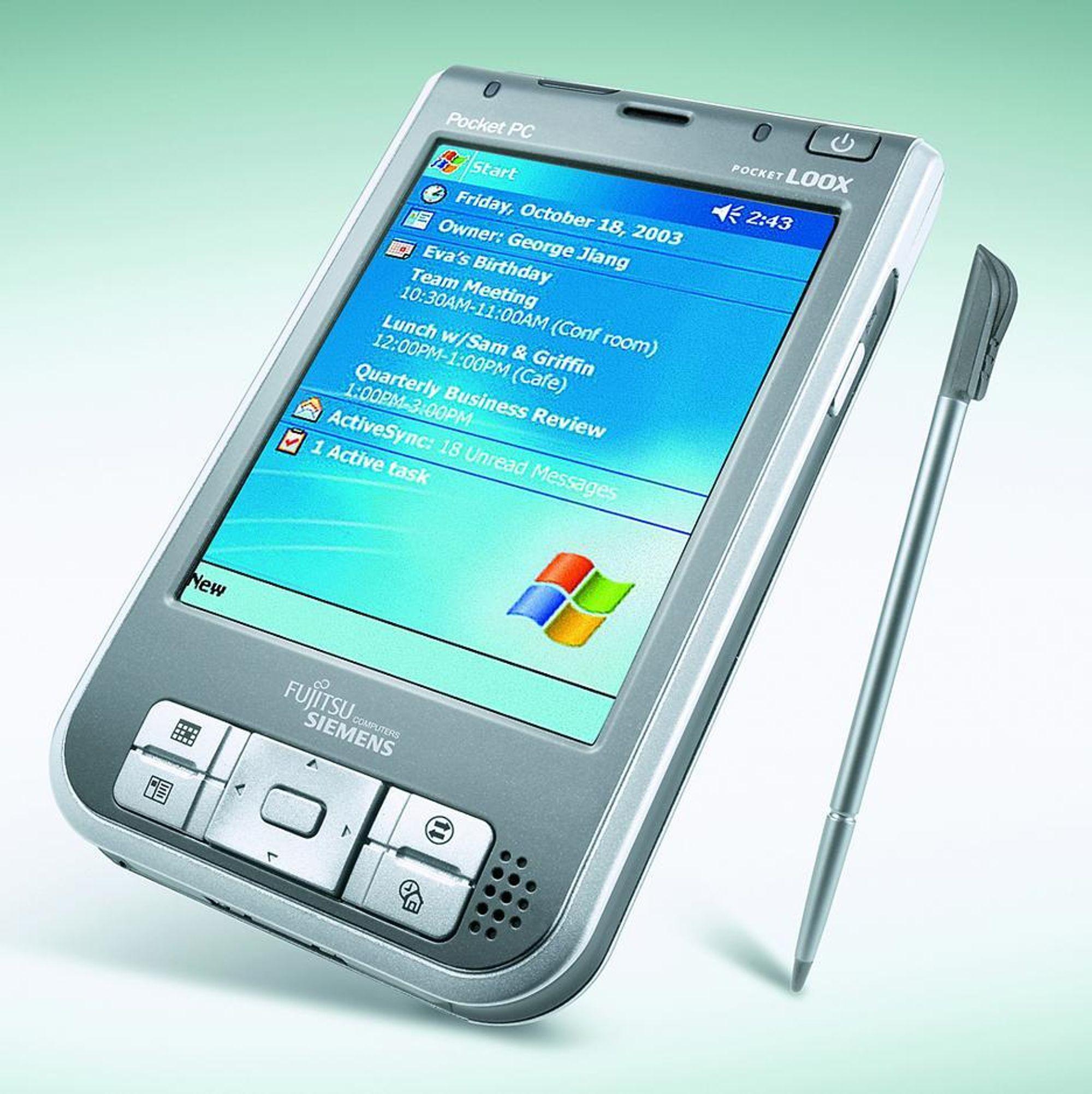 PDA med superoppløsning