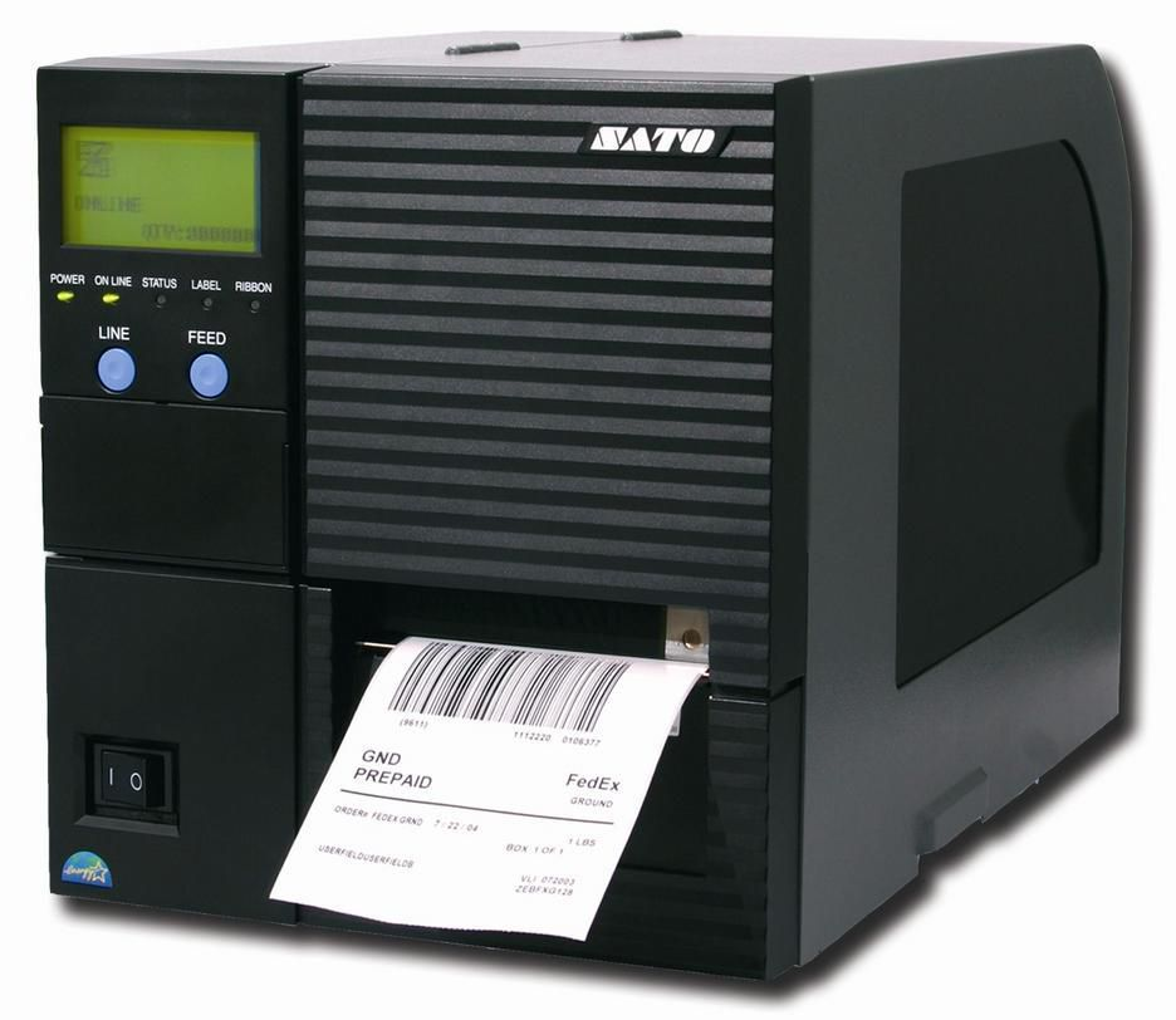 LYNKJAPP: Denne tassen kan skrive ut 300 millimeter papir i sekundet ved 305 dpi. I tillegg den maksimal oppløsning på 609 dpi.
