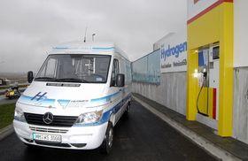 Buss og taxi kan stå for en stor del av forbruket av hydrogen.