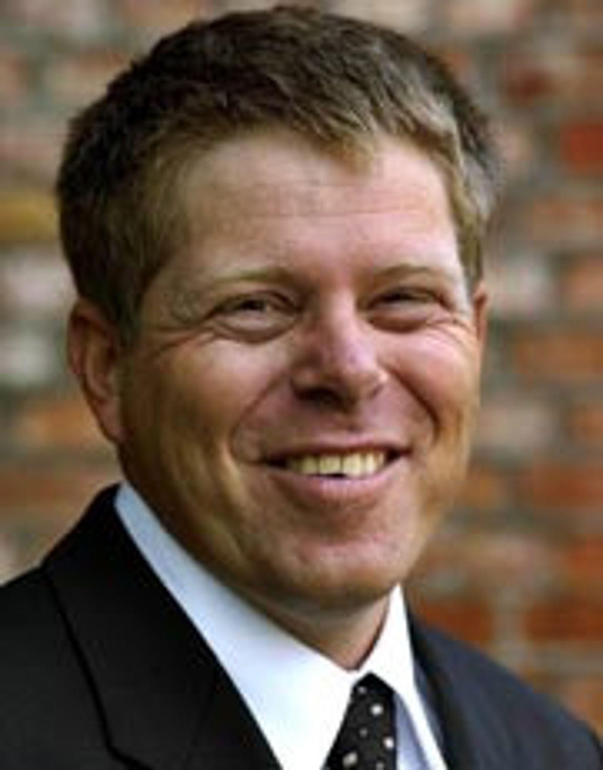 HAR KJØPT: Administrerende direktør Elling Rishoff i DNV Software