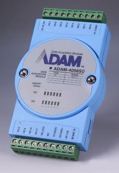 DIGITAL: Det digitale utgangssignalet legges ut på utgangen som et 10 til 35 Volt DC med et strømtrekk på en A pr. kanal.