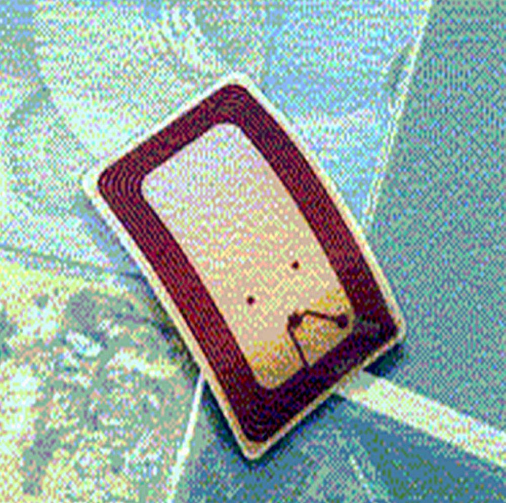 LAPP: Enkle RFID-brikker med antenne finnes i form av klistrelapper