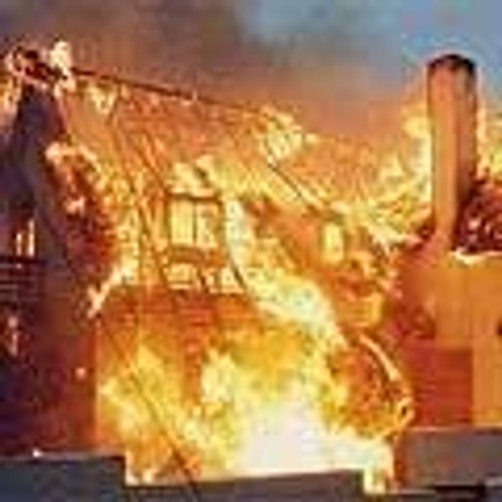 Brannsikre vegger fungerer ikke som forutsatt dersom gjennomføringer ikke er riktig sikret.