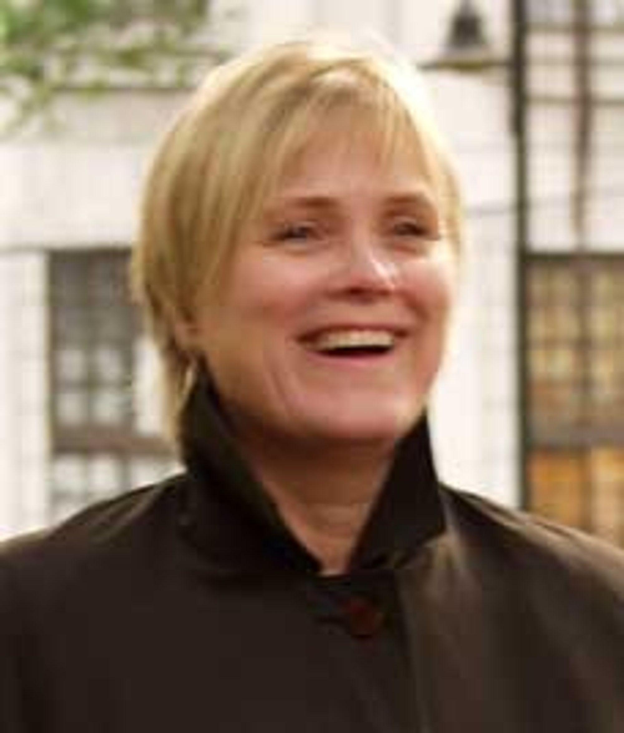 KAN GLISE: Olje og Energiminister Thorhild Widvey har fått oljeindustrien på banen. Investeringene på sokkelen når nye rekordhøyder. FOTO: AJS