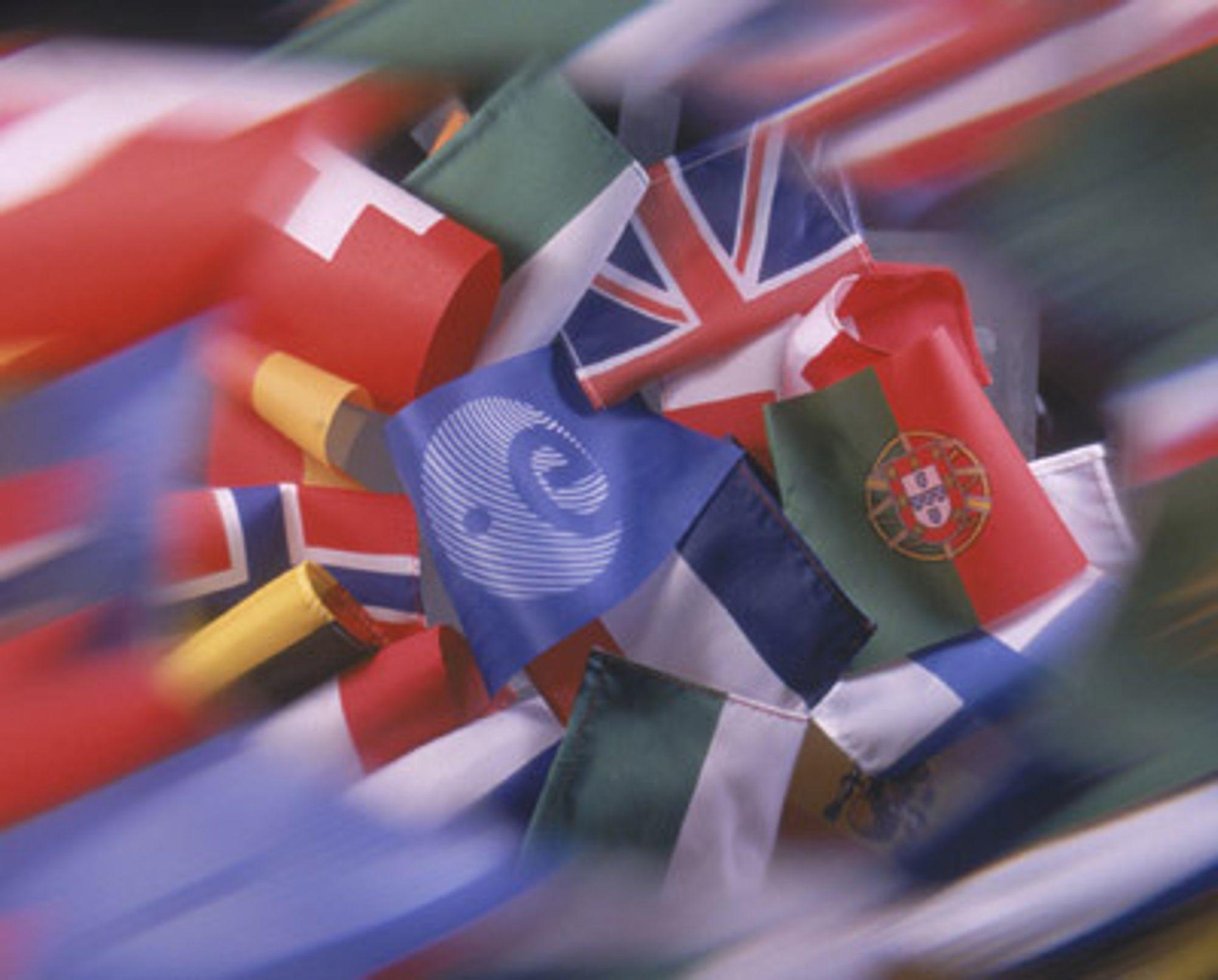 Storbritannia er ventet å bli Europas største økonomi, mens Norge sakker akterut.
