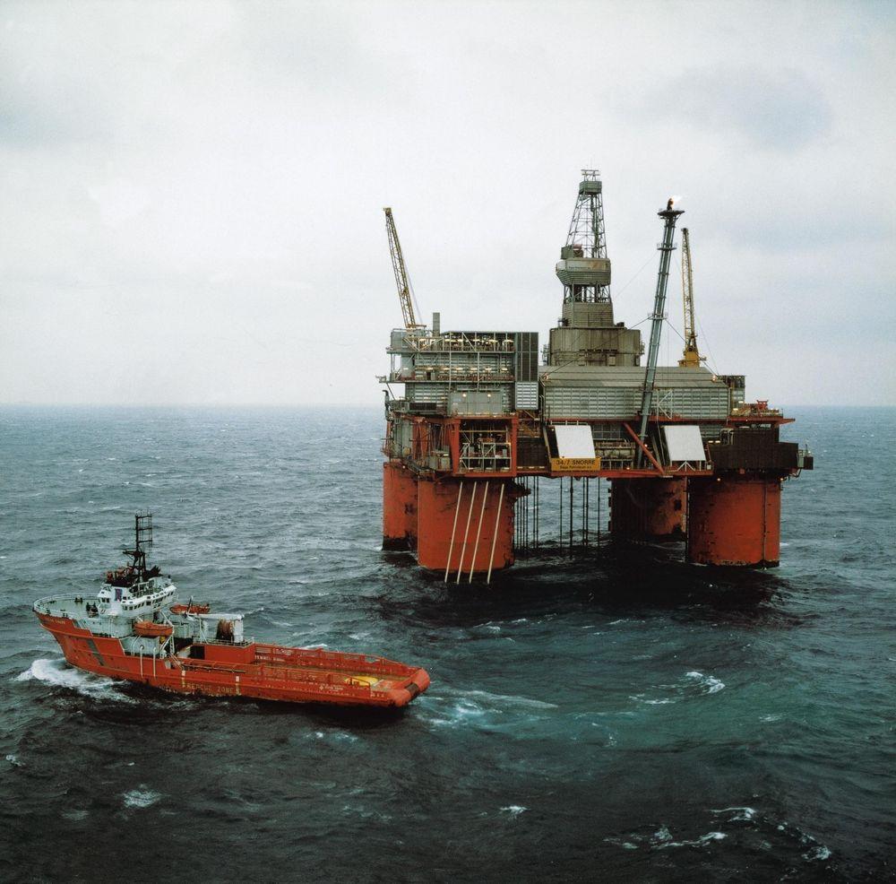 DYR DRIFTSSTANS: Med dagens oljepriser tilsvarer uhellet et produksjonstap på rundt 4 milliarder kroner. FOTO:STATOIL