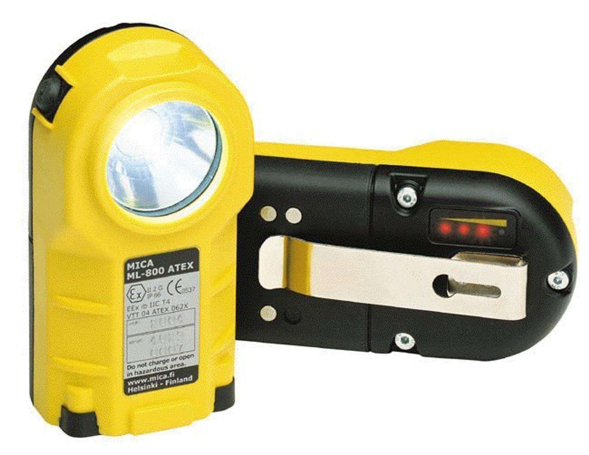 VARIG: Lyseffekten fra den nye lampens lysdioder (LED) tilsvarer den fra en fire watts halogenlampe.