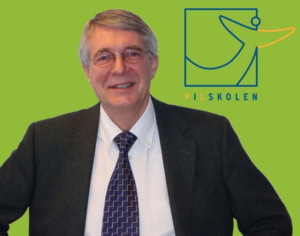 POPULÆRT PROGRAM: - PILs lederprogram er svært populært, forteller fagsjef Michael Christensen.