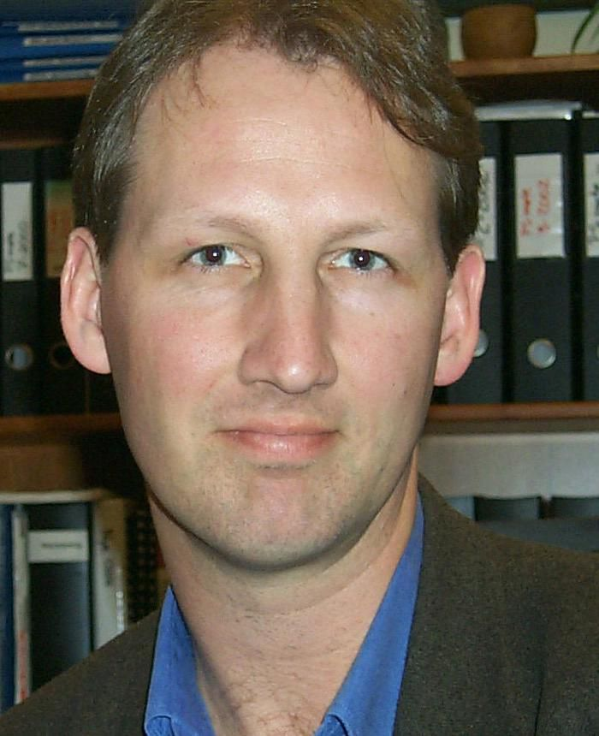 KONTAKTMANN: Gjermund Lanestedt hos Scandpower Information Technology er norsk kontaktmann for eContentplus-programmet.