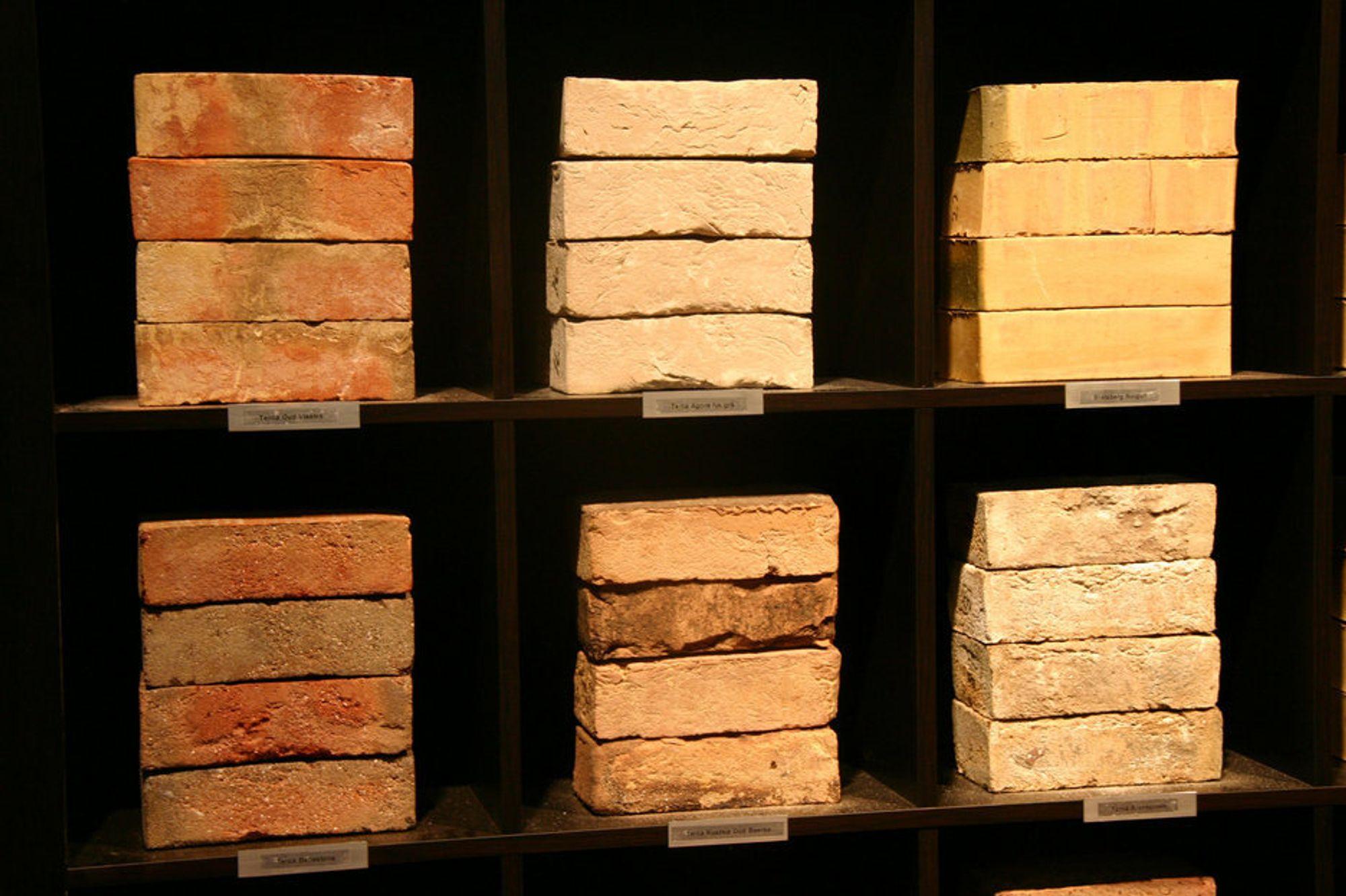 Nytt dansk forskningsprosjekt har funnet metode for gjenbruk av murstein.